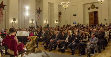 Empfang im Landtag