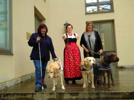Sozialpolitikerin Waldmann: Tiere leisten wertvolle Dienste und müssen von Krankenkassen finanziert werden