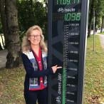 SPD-Stadträtin Bettina Messinger, Radverkehrsbeauftragte der Fraktion