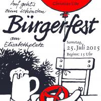 Bürgerfest am Elisabethplatz