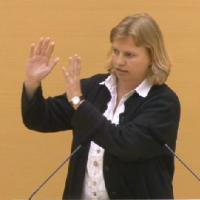 Ruth Waldmann (SPD)