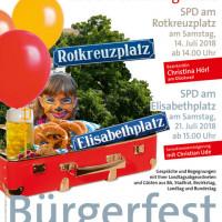 RUTH WALDMANN lädt ein zum Bürgerfest
