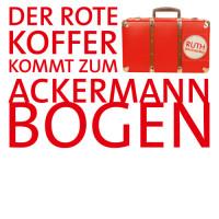 Der Rote Koffer kommt zum Ackermannbogen